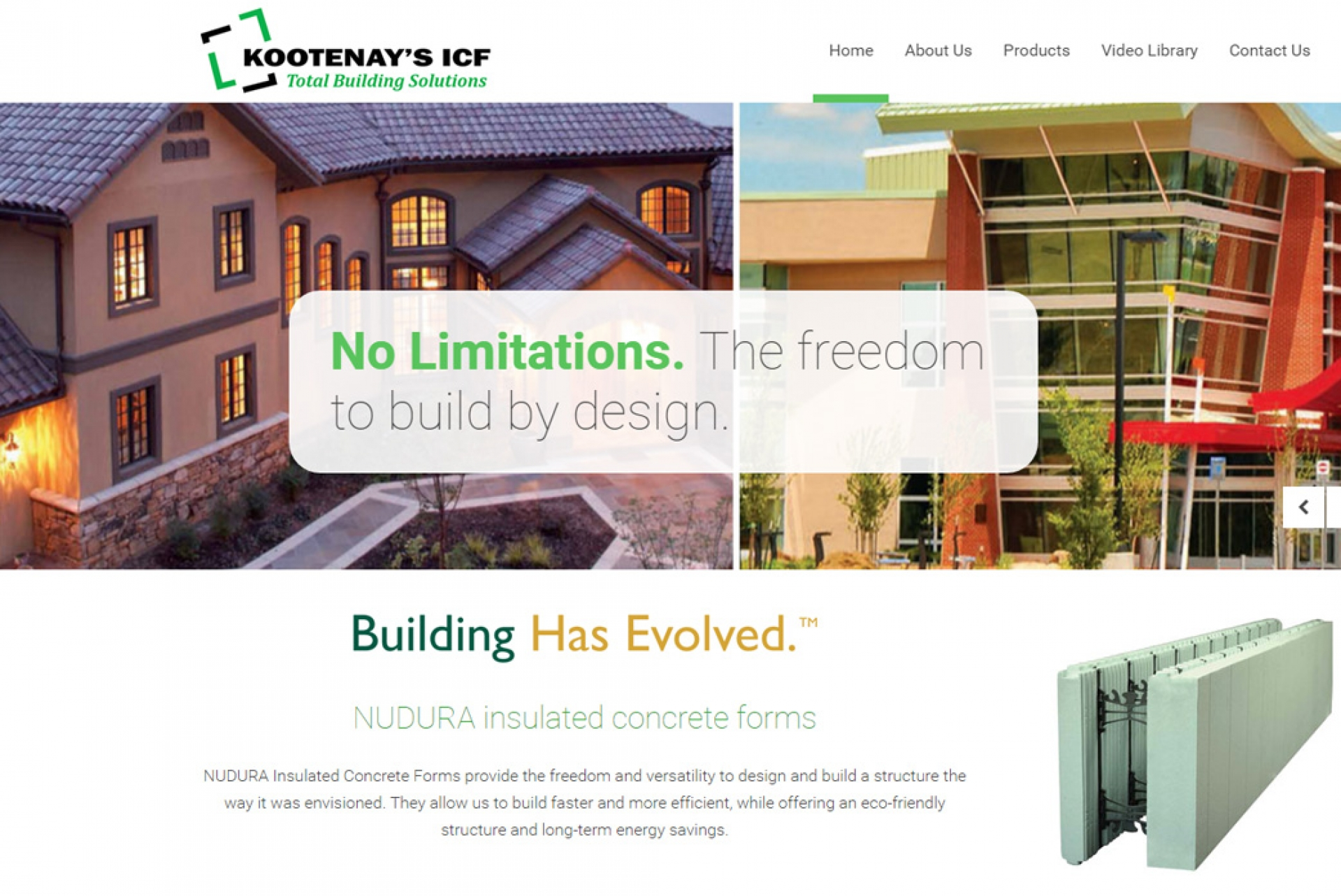 Kootenay's ICFS